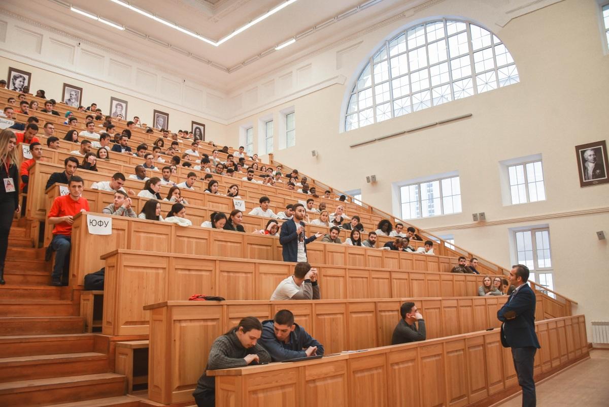 Педагогика высшей школы