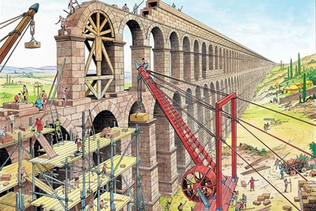 История строительного дела