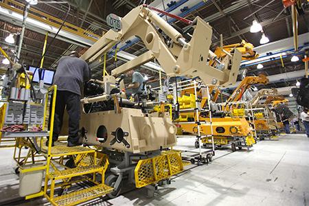 Безопасность эксплуатации технологических машин и оборудования