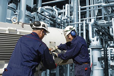 Безопасность технологических процессов и производств в нефтяной и газовой промышленности