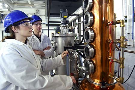 Безопасность химико-технологических процессов и производств