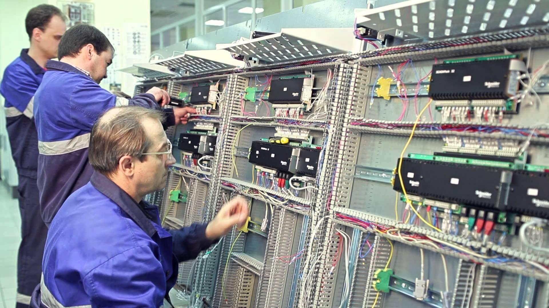 """Выполнение работ по профессии """"Наладчик приборов, аппаратуры и систем автоматического контроля, регулирования и управления (наладчик КИП и автоматики)"""""""