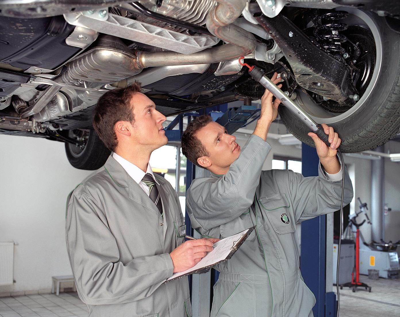 Экспертиза технического состояния и диагностика автомототранспортных средств